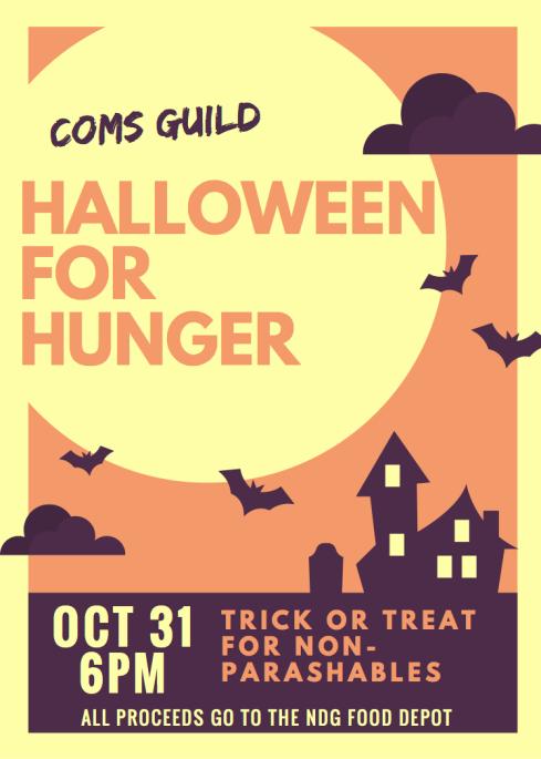 Halloween for Hunger